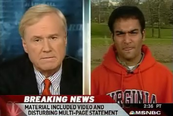 Chris Matthews and Karan Grewal