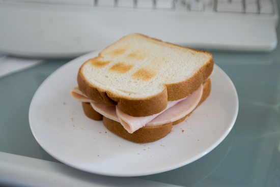 Turkey Breast Sandwich