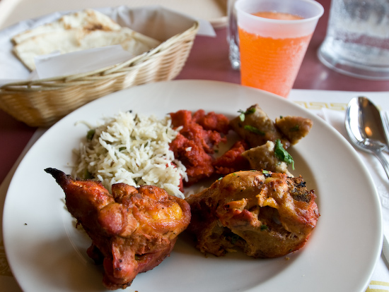 Mayuri Indian Cuisine - Chicken 65, Tandoori Chicken, and Lamb Kebab