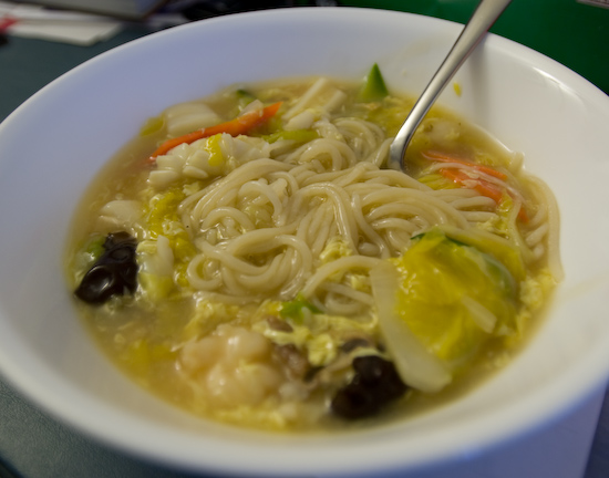 Tong Soon Garden - Seafood Noodle Soup
