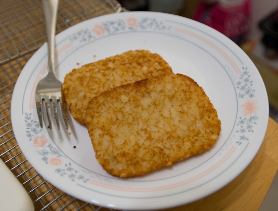 Trader Joe's Hash Brown Patties