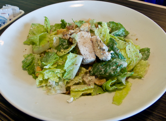 Amelia Cafe - Chicken Caesar Salad