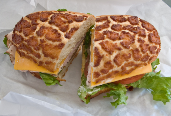Bayside Market - Turkey Sandwich on Dutch Crunch