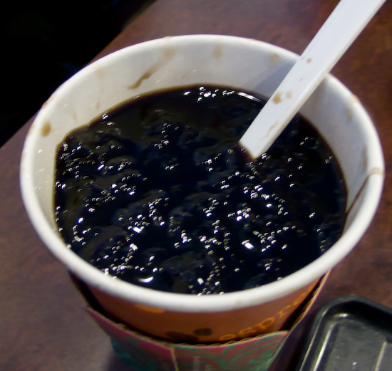 Queen House - Grass Jelly Drink