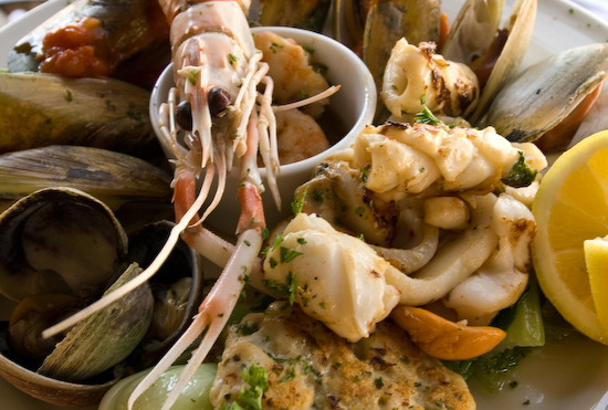 Langoustine and Friends - Seafood Platter