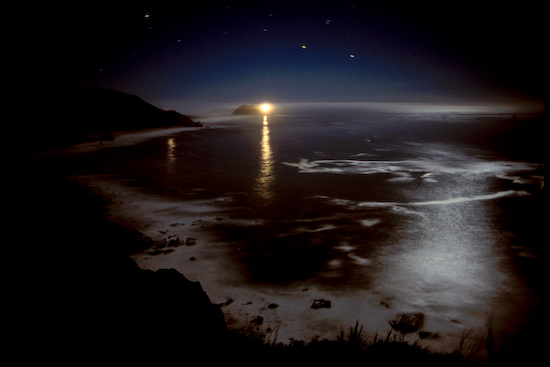 Night (Big Sur, California)