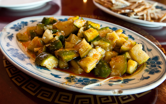 Pao's Mandarin House - Spicy Cucumber