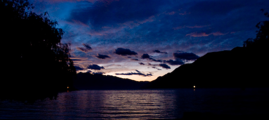 Sunrise Over Lake Wakatipu