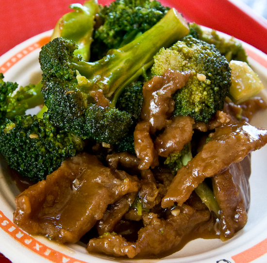Panda Express - Broccoli Beef