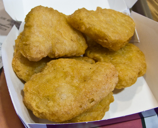 McDonalds - Chicken McNuggets