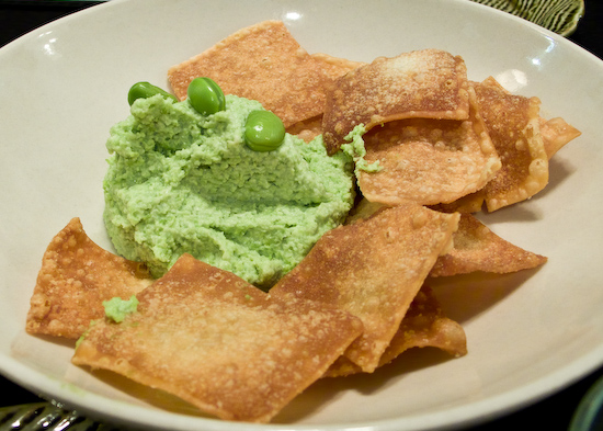 Sozai - Edamame Hummus