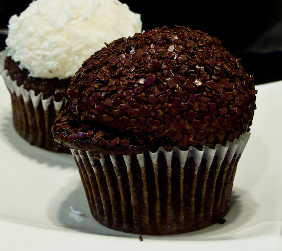 Karas Cupcakes - Chocolate Cupcake