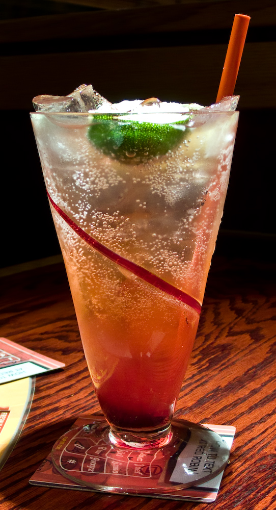 Red Robin - Respberry Limeade