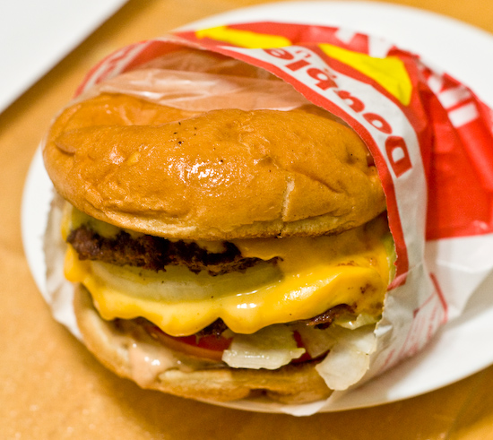 In-N-Out - Double Double