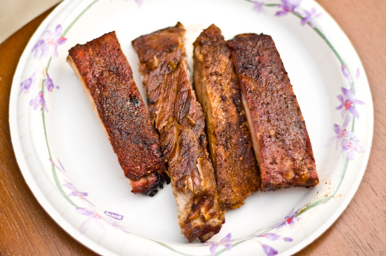 Barbecue Ribs Taste Test