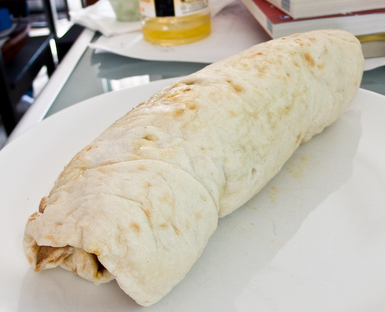 Chaat Cafe - Chicken Wrap