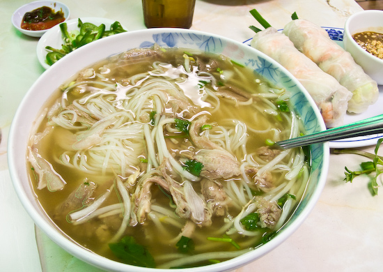 Pho Thanh Long Restaurant - Pho