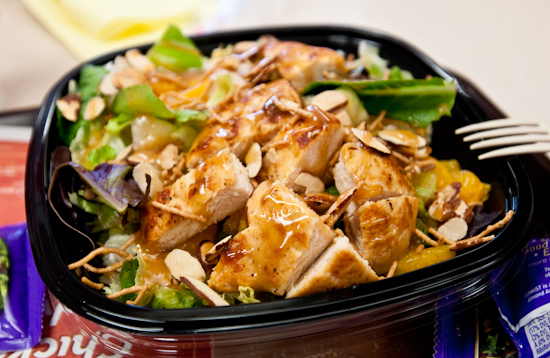 Wendy's - Mandarin Chicken Salad