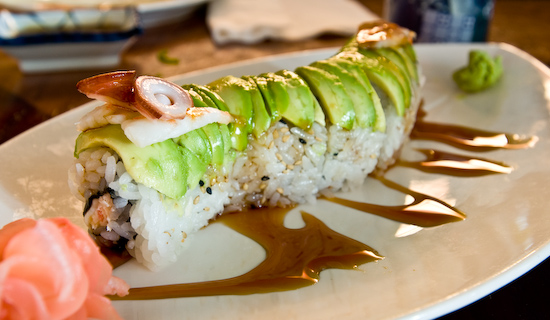 Haiku - Dragon Roll