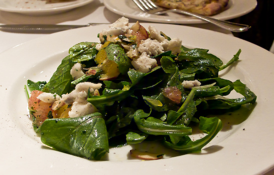 Prima - Arugula and Winter Citrus Salad