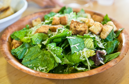 Central Market Cafe - Caesar Salad