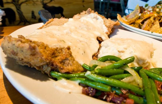 Twin Peaks - Chicken Fried Steak