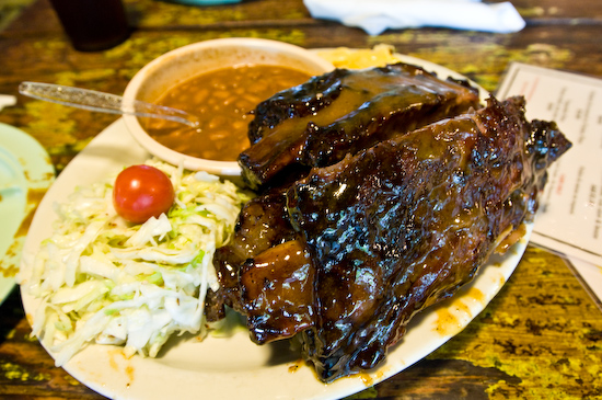 The Salt Lick - Beef Ribs