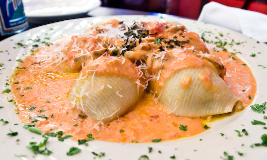Romeo's - Stuffed Shells