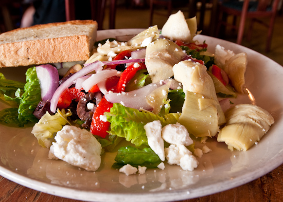 Brick Oven - Greek Salad