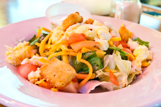 Texas Roadhouse - House Salad