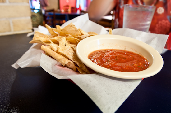 Manna From Heaven - Chips and Salsa