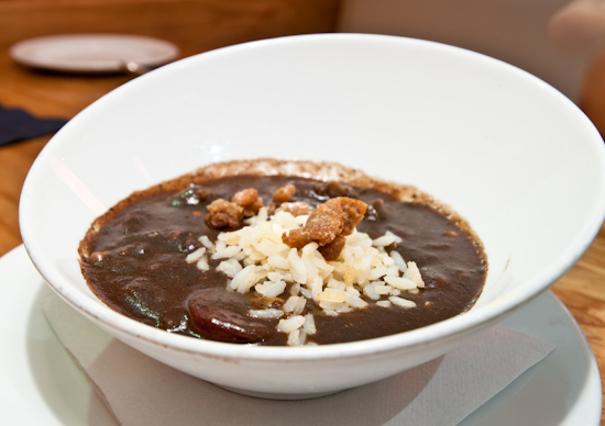 South Congress Cafe - Duck and Oyster Gumbo
