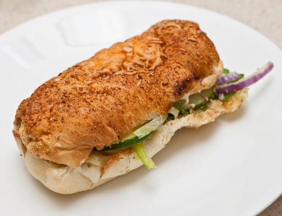 Subway - Oven Roasted Chicken Sandwich