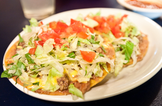 Manna From Heaven - Beef Chalupas