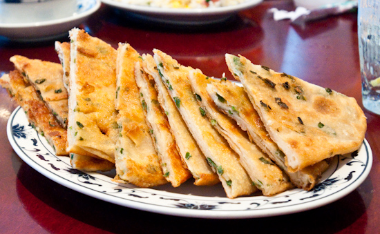 Pao's Mandarin House - Scallion Pancakes