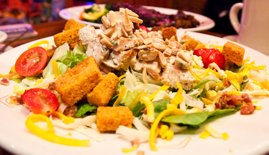 Outback Steakhouse - Queensland Salad