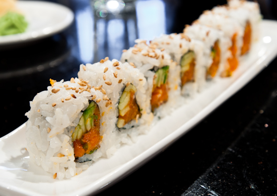 Yanagi - Spicy Salmon Roll