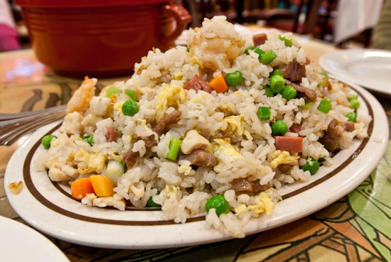 Sichuan Garden - Yang Chow Fried Rice