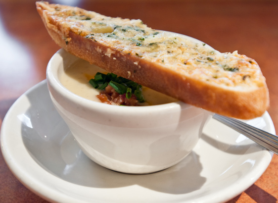 Nordstrom Cafe Bistro - Potato Soup