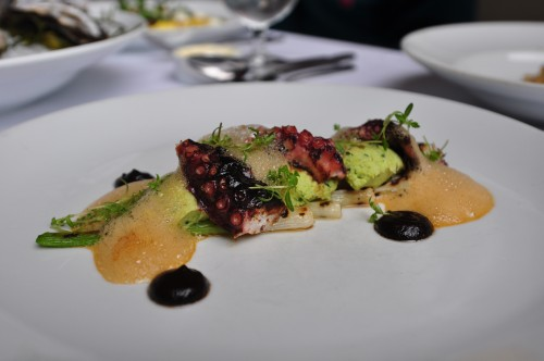 One Market - Grilled Octopus