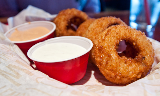 Red Robin - Onion Rings