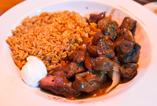 Texas Roadhouse - Sirloin Beef Tips