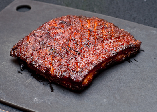Smoked Pork Belly