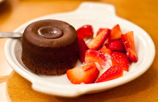 The Olive Garden - Torta di Chocolate