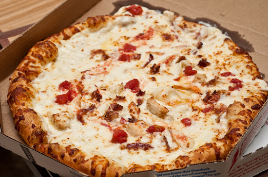 Domino's Pizza - Cali Chicken Bacon Ranch