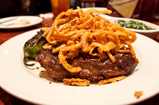 Texas Land & Cattle - Texas Bone-In Ribeye Steak