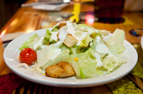 Joe's Crab Shack - Side House Salad