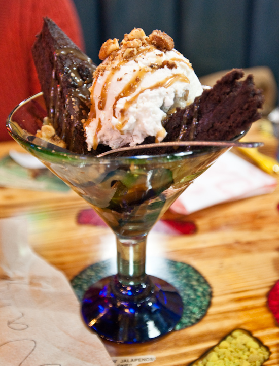 Joe's Crab Shack - Sea Turtle Sundae