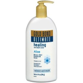 Gold Bond Ultimate Healing Lotion Aloe