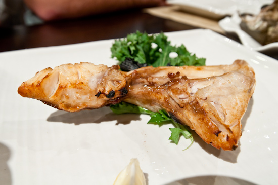Ryu of Japan - Grilled Hamachi